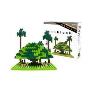 ナノブロック NBH-006  南国の大きな木 Big Tree|sieikan