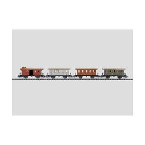 鉄道模型 HO メルクリン 4035 プルージャンパッセンジャーカーセット|sieikan