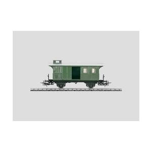 鉄道模型 HO メルクリン 4038 荷物車|sieikan
