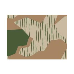 MCD008 ドイツ国防軍 「スプリンターパターン A」 ミリタリー フィギア デカール プラモデル|sieikan