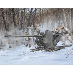 1/35 FLAK 37 独 3.7cm高射機関砲|sieikan