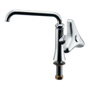 カクダイ 厨房機器専用水栓 厨房用立形自在水栓(どっか〜ん) 700-727-13【700-727-13】|sigitaweb