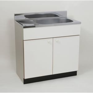 おてがるキッチン流し台間口800mmサイズ【BI-80N】|sigitaweb