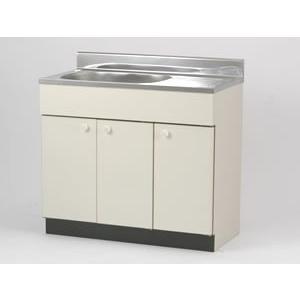 おてがるキッチン流し台間口900mmサイズ【BI-90N】|sigitaweb