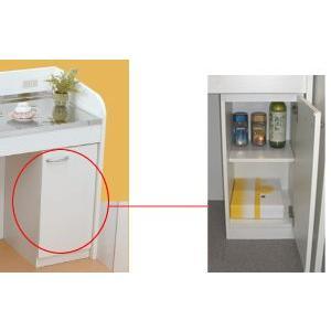 高齢者向けキッチンオプションサイドキャビネット【CA-cabinat】|sigitaweb