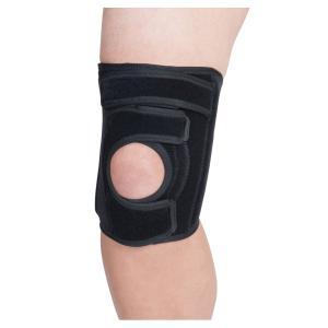 (1)ひざをしっかり「安心」サポート 大腿コンプレッションベルトが大腿四頭筋を圧迫し装着感を高め、ズ...