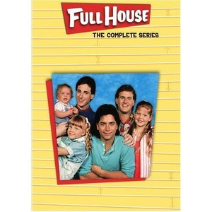 Full House: The Complete Series Collection Repacka...