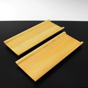 おしぼり受け/トレー/おしぼり置き 白松 5個 (木製 漆器)|sikkiya