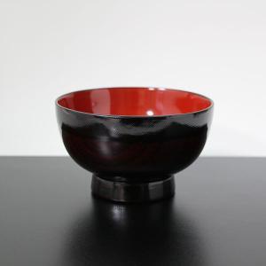 特別価格 汁椀 布張り 木地呂内朱 木製 漆器 お椀|sikkiya