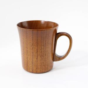 羽反 マグカップ 木製 コップ カップ 漆塗り