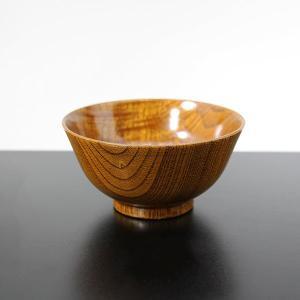 飯椀 スリ漆 (木製 漆塗り 漆器 お椀)|sikkiya