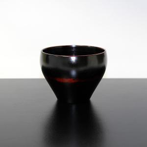 つぼみカップ 曙 (木製 小鉢 漆塗り 漆器)|sikkiya