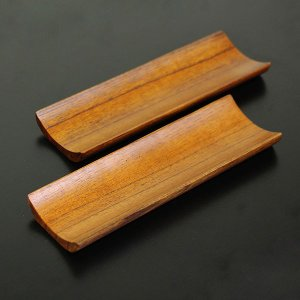 おしぼり受け おしぼりトレー 漆塗り 5個 木製 漆器|sikkiya