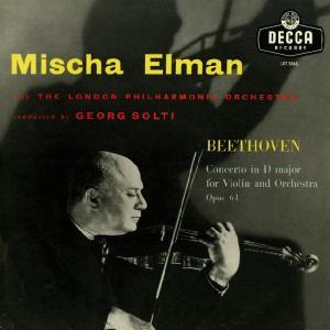 <中古LPレコード>ベートーヴェン:Vn協奏曲Op.61|silent-tone-record