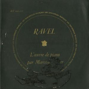 <中古LPレコード>ラヴェル:鏡,夜のガスパール,水の戯れ,パヴァーヌ,クープランの墓 他|silent-tone-record