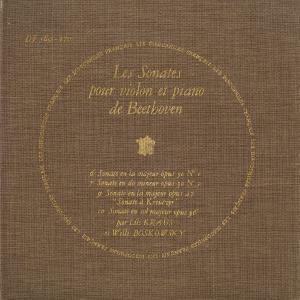 <中古LPレコード>ベートーヴェン:Vnソナタ6,7,9,10番