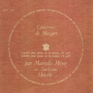 <中古LPレコード>モーツァルト:Pf協奏曲20番K.466,23番K.488