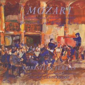 <中古LPレコード>モーツァルト:Vn協奏曲4番K.218,5番K.219