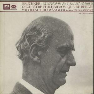 <中古LPレコード>ブルックナー:交響曲7番(原典版)