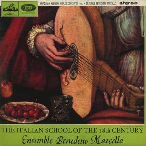 <中古LPレコード>18世紀イタリア学派の音楽/マルチェッロ,ダッラーバコ,アルビノーニ,ヴィヴァルディ,ボンポルティ|silent-tone-record