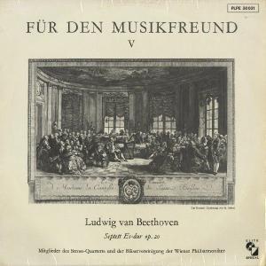 <中古LPレコード>ベートーヴェン:八重奏曲Op.20