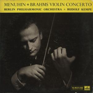 <中古クラシックLPレコード>ブラームス:ヴァイオリン協奏曲Op.77|silent-tone-record