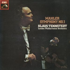 <中古クラシックLPレコード>マーラー:交響曲1〜9番,10番〜アダージョ/K.テンシュテット指揮ロンドンpo.他/英HMV:ASD 3541〜
