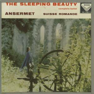 <中古クラシックLPレコード>チャイコフスキー:眠れる森の美女Op.66(全曲)/E.アンセルメ指揮スイス・ロマンドo./英DECCA:SXL 2160-2