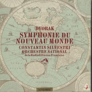 <中古クラシックLPレコード>ドヴォルザーク:交響曲9番Op.95「新世界より」/C.シルヴェストリ指揮フランス国立放送o./仏VSM:ASDF 151