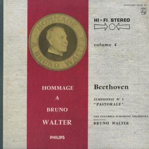 <中古クラシックLPレコード>ベートーヴェン:交響曲全集/B.ワルター指揮コロンビアso./ウェストミンスターcho. E.グンダリ(s)他 silent-tone-record 04