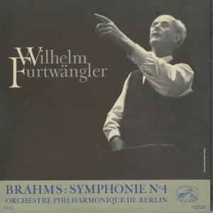 <中古クラシックLPレコード>ブラームス:交響曲3番Op.90/W.フルトヴェングラー指揮ベルリンpo./仏VSM:FALP 543