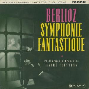 <中古クラシックLPレコード>ベルリオーズ:幻想交響曲Op.14/A.クリュイタンス指揮フィルハーモニアo./英COLUMBIA:33CX 1673|silent-tone-record