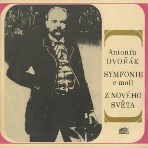 <中古クラシックLPレコード>ドヴォルザーク:交響曲9番Op.95「新世界」/K.アンチェル指揮チェコpo./チェコSUPRAPHON:SV 8047|silent-tone-record