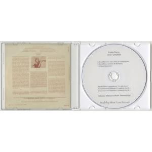 <自主製作DSD>ヴァイオリン作品集/ラヴェル,ファリャ,シマノフスキ,ミヨー/J.マルツィ(vn)J.アントネッティ(pf)/独DGG:16 017 LP|silent-tone-record|02