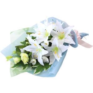 仏様のお供えに合うミントグリーンの花束です。  サイズ:約L60×W35×D21cm *商品の仕様は...