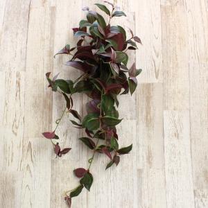 造花 ワンダリングの壁かけ 観葉植物 CT触媒 silkflower