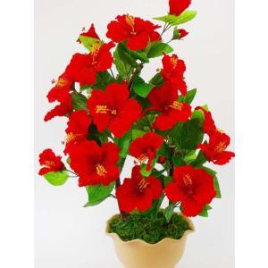 造花 ハイビスカスツリー70 CT触媒 silkflower
