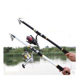釣り竿セット 携帯釣竿 初心者向け  投げ釣りセット  海釣り  投げ釣り   釣り道具 ちょい投げ釣りの画像