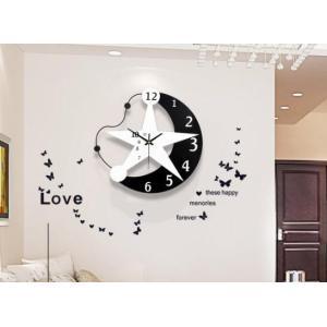 掛け時計  部屋飾り  壁掛け時計 北欧 ジェネリック家具 おしゃれ 壁飾り おしゃれ 北欧 レトロ 乾電池 静音 大人気