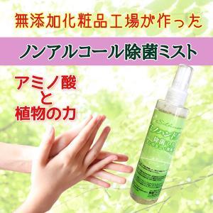 アミノ酸除菌ミスト アミノハンドクリーン|silkueen-honest