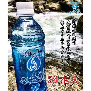 阿蘇 シリカ水 AQUA PRINCESS(24本) silkueen-honest