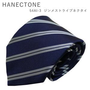 HANECTONE ハネクトーン 男子 制服 ネクタイ 54AI-3 高校生 ストライプ スクールネ...