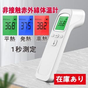 非接触体度計(日本語取説付)の画像