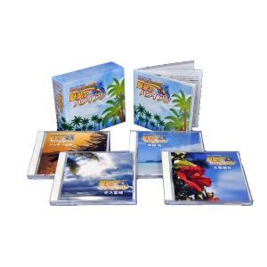 送料無料 魅惑のハワイアン NKCD-7637〜40