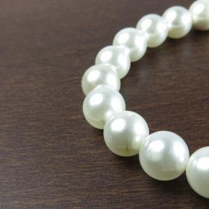 ブレスレット レディース シェル パール 数珠ブレスレット 天然石 パワーストーン 送料無料|silver-almighty|02