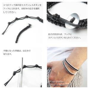 ブレスレット レディースブレスレット メンズブレスレット ラップブレスレット メンズブレス パワーストーン 2連 天然石|silver-almighty|05