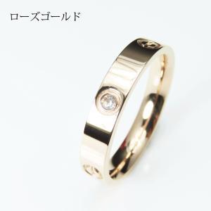 リング 指輪 レディースリング ステンレスリング メンズリング ペアリング 甲丸 金属アレルギー対応 リング|silver-almighty|04