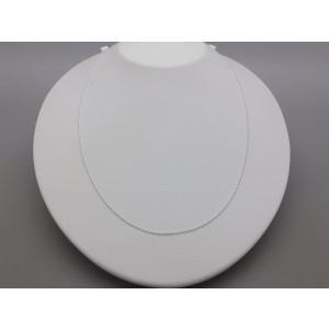 シルバー925 ネックレスチェーン 45cm シンプル 軽量 silverbell-jewellery