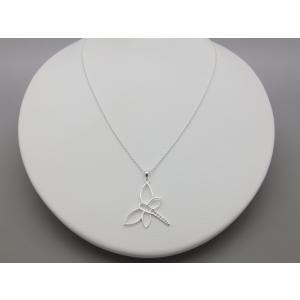 ペンダント シルバー925 シンプル 軽量   フレーム トンボペンダント silverbell-jewellery