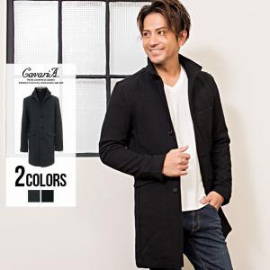 コート メンズ イタリアンカラー
